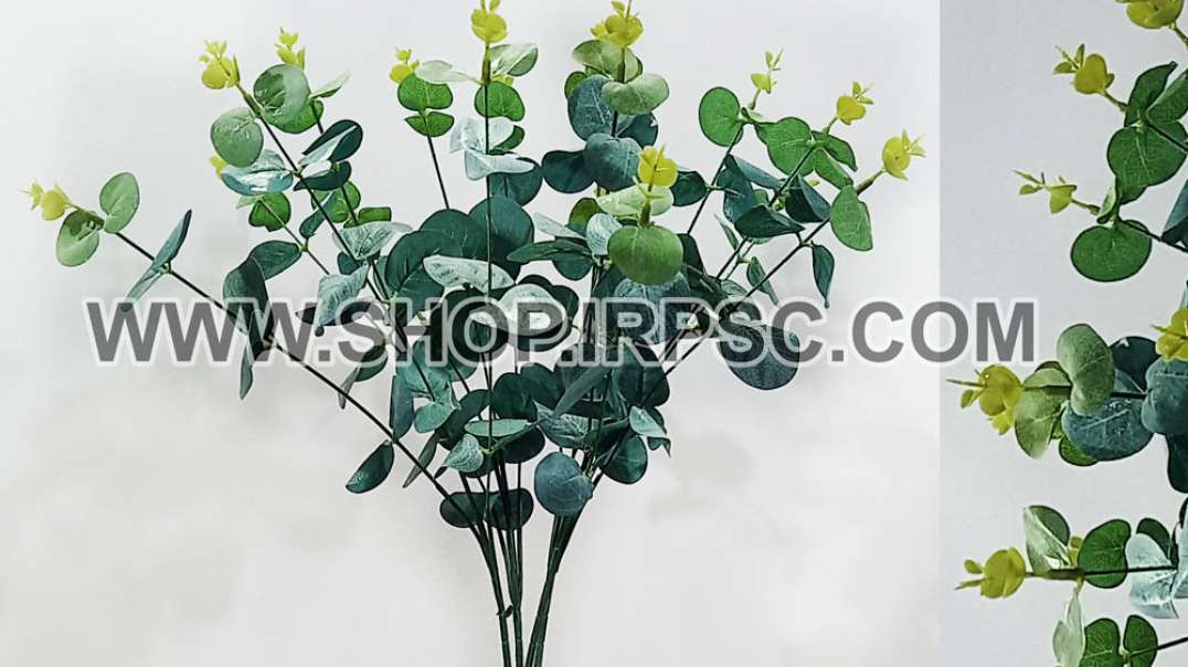 بوته مصنوعی شمشاد ریز | گل شمشاد مصنوعی سبز