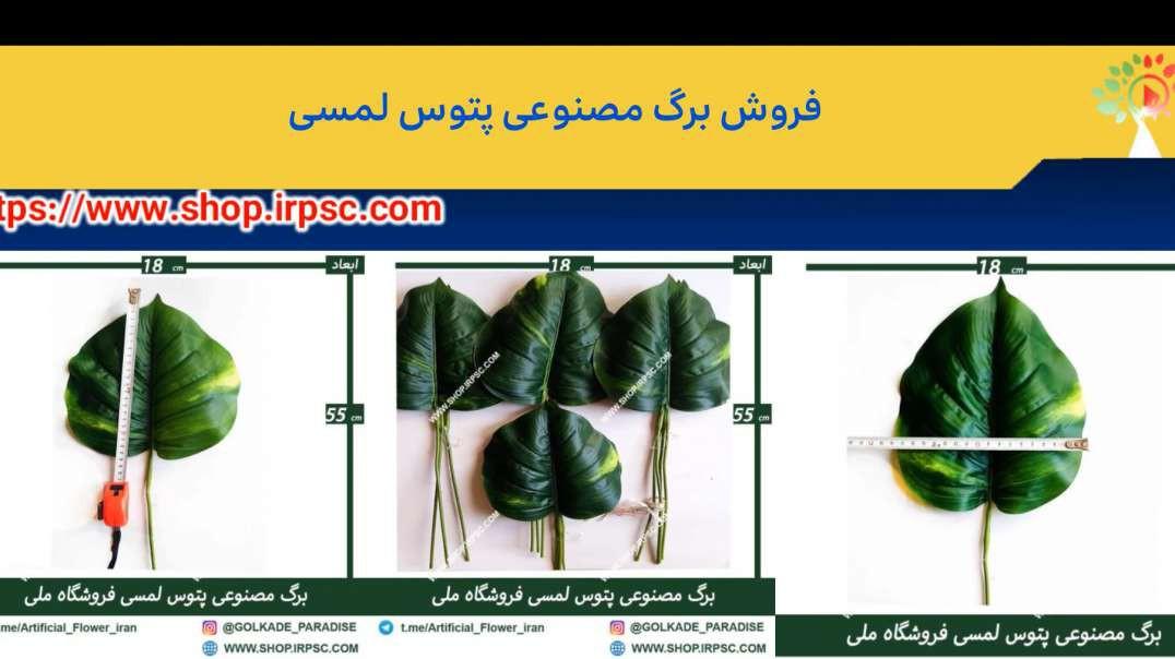 فروش برگ مصنوعی پتوس لمسی.mp4