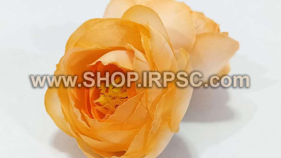 سرگل پیونی مصنوعی کوچک نباتی | پیونی نباتی | گل مصنوعی